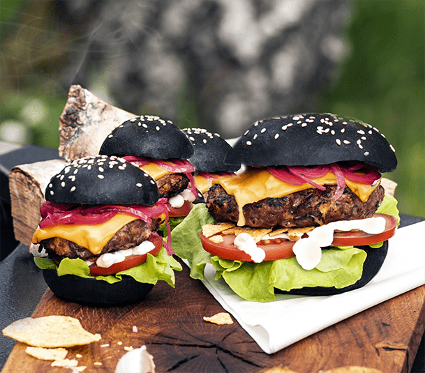 Magic Cheese Witches Burger
