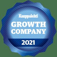 Kauppalehti - Growth Company 2021