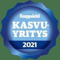 Kauppalehti - Kasvuyritys 2021