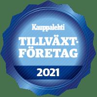 Kauppalehti - Tillväxt företag 2021