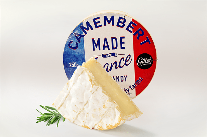Camembert Ranska