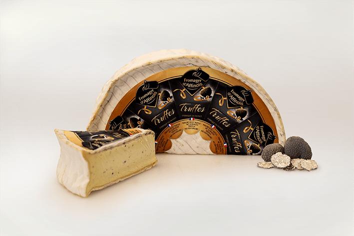 Truffes Tryffeli Brie